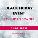 Black Friday Event Deals 2017 - Pitter Patter Baby Gifts