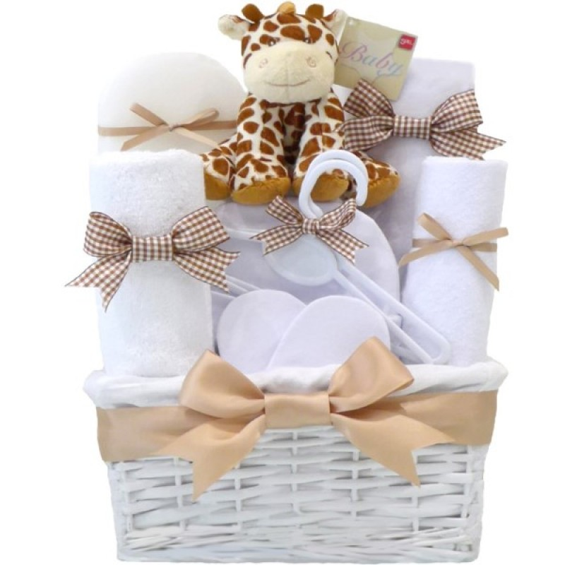 Mother And Baby Gift Hamper : Mr giraffe deluxe unisex baby gift hamper