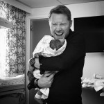 Ronan Keating shares photos of baby Son 27.04.17